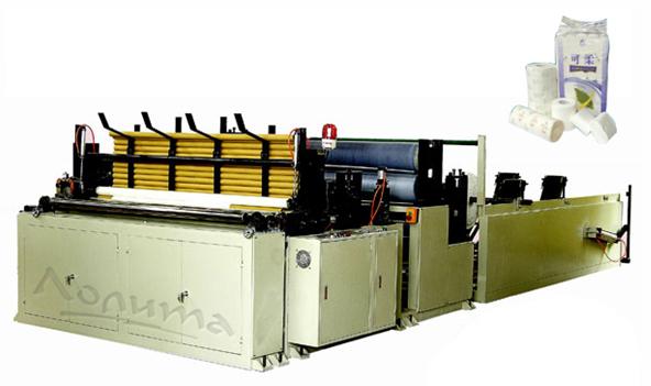 Оборудование для производства туалетной бумаги - Оборудование IB410